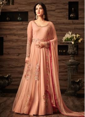Booti Work Net Trendy Salwar Suit