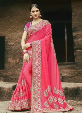 Refreshing Trendy Saree For Festival