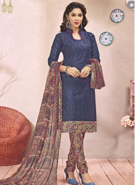 Cotton   Trendy Salwar Suit For Casual