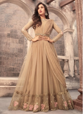 Long Length Designer Suit For Festival