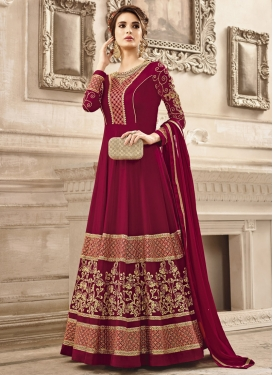 Anarkali Salwar Kameez For Ceremonial