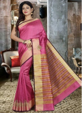 Art Silk Traditional Saree