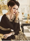 Trendy Long Length Anarkali Suit For Party - 1
