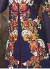 Staring Net Embroidered Work Kameez Style Lehenga Choli - 1