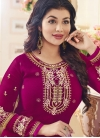 Ayesha Takia Faux Georgette Pant Style Designer Salwar Suit - 2
