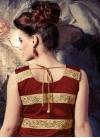 Vehemently Uppada Silk Ankle Length Readymade Designer Salwar Suit - 2