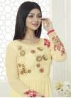 Ayesha Takia Embroidered Work Anarkali Suit - 1