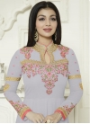 Ayesha Takia Faux Georgette Flaring Anarkali Suit - 1