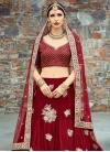 Trendy A Line Lehenga Choli For Ceremonial - 2