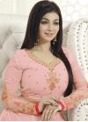 Ayesha Takia Faux Georgette Long Length Anarkali Salwar Suit For Festival - 1