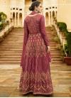Floor Length Anarkali Salwar Suit - 2