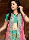Art Silk Embroidered Work Trendy Lehenga Choli - 2