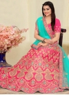 Embroidered Work Trendy Lehenga Choli For Party - 1