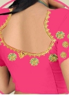 Embroidered Work Trendy Lehenga Choli For Party - 2