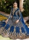 Pure Georgette Designer Kameez Style Lehenga Choli - 1