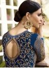 Pure Georgette Designer Kameez Style Lehenga Choli - 2