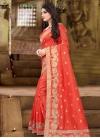 Art Silk Designer Contemporary Style Saree - 1