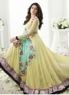 Faux Georgette Salwar Kameez - 2