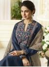Cotton Palazzo Style Pakistani Salwar Kameez - 2