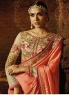 Designer Traditional Saree For Festival - 1
