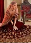 Velvet Designer Classic Lehenga Choli - 1