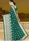 Art Silk Traditional Saree - 2