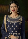 Booti Work Gauhar Khan Long Length Anarkali Salwar Suit - 1