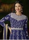 Gauhar Khan Trendy Anarkali Suit For Ceremonial - 1