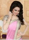 Beads Work Trendy Saree - 1