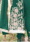 Perfervid  Faux Georgette Pant Style Designer Suit - 1