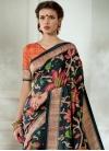 Tussar Silk Classic Saree - 1