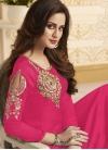 Cutdana Work Long Length Anarkali Salwar Suit - 1
