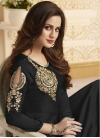 Banglori Silk Anarkali Salwar Kameez For Ceremonial - 1