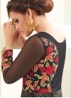 Preferable Sequins Work Ankle Length Designer Salwar Kameez - 2