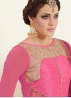 Delightsome Banglori Silk And Net Party Wear Salwar Kameez - 1