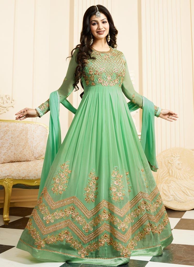 Buy Distinctive Ayesha Takia Designer Salwar Kameez Online