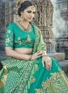 Silk Beads Work Designer Classic Lehenga Choli - 1
