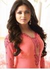 Drashti Dhami Trendy Pakistani Salwar Suit For Ceremonial - 1