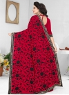 Embroidered Work Contemporary Style Saree - 2