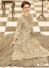 Layered Designer Anarkali Suit - 1