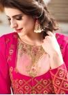 Banglori Silk Anarkali Salwar Kameez - 1