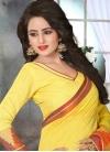 Customary Cotton Silk Trendy Classic Saree - 1