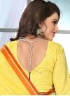 Customary Cotton Silk Trendy Classic Saree - 2