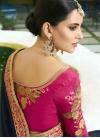 Art Silk Contemporary Style Saree - 2