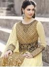 Faux Georgette Trendy Designer Salwar Kameez For Festival - 1