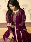 Ayesha Takia Faux Georgette Embroidered Work Pant Style Salwar Kameez - 2