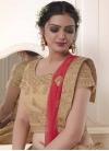 Art Silk A Line Lehenga Choli - 1