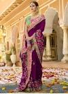 Satin Silk Trendy Classic Saree For Festival - 1