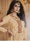 Faux Georgette Long Length Designer Anarkali Suit - 2