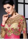 Vehemently Floral Work Kameez Style Designer Lehenga Choli - 1